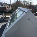 VitraLight - unser Oberlicht für das Flachdach - Aussenansicht