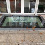 SkyVision WALK ON - begehbares Glas mit GLASOLUX Firmenlogo