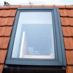 Dachschiebefenster DS - einteilig geschlossen