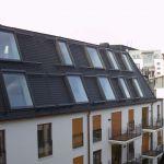 Dachschiebefenster LI - ein-flügel dachschiebefenster in verschiedenen Größen