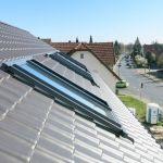 Dachschiebefenster LI - einflügel-schiebefenster als Dachfenster