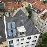 Dachschiebefenster LI - zweiflügel-schiebefenster - aussenansicht