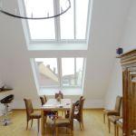 Dachschiebefenster LI - zweiflügel-schiebefenster - überander elektrisch geöffnet