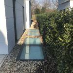 SkyVision WALK ON - eine Reihe von begehbaren Glasböden in der Aussenansicht